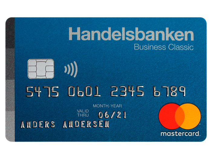 Mastercard Business Classic